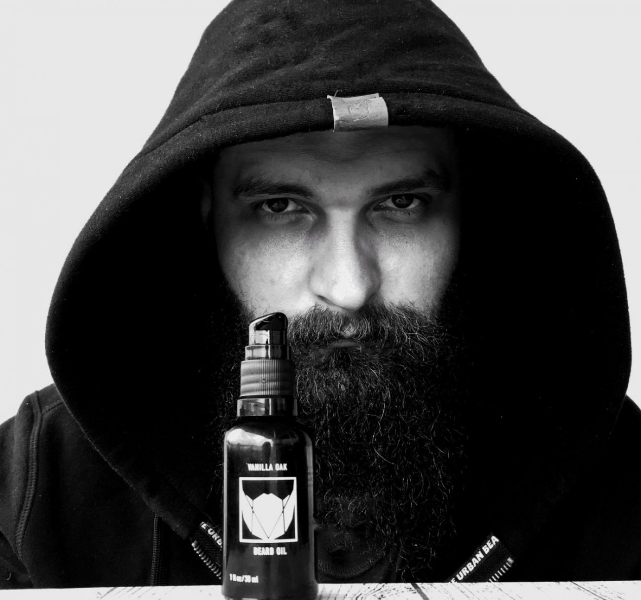 Beardcrown – Vanilla & Oak – olejek do brody