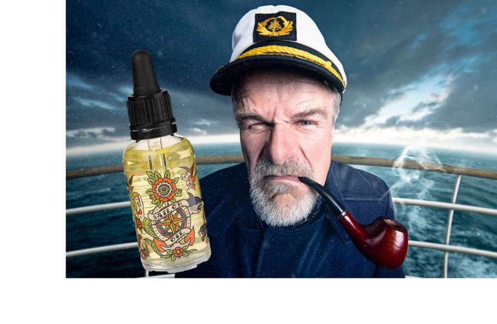 sailor oil